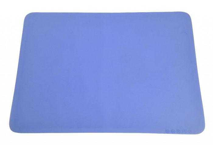 Коврик силиконовый Regent Inox Silicone, 60 х 40 см коврик для йоги onerun цвет фиолетовый 183 х 61 х 0 4 см