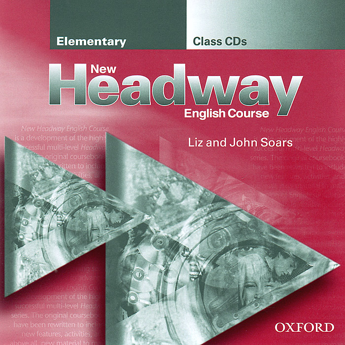New Headway: English Course (аудиокурс на 2 CD) new headway beginner class audio cd аудиокурс cd