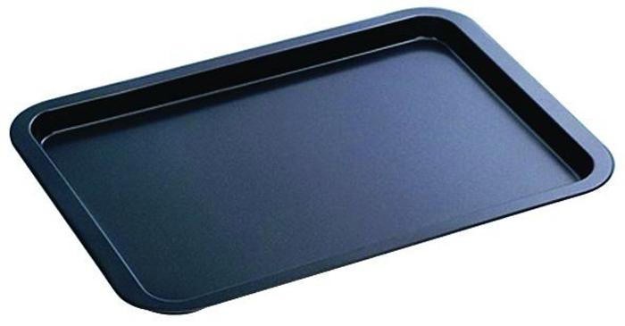 Противень низкий Regent Inox Easy, 38 см х 27 см х 1,6 см противень scovo discovery с антипригарным покрытием 39 5 х 27 х 2 5 см