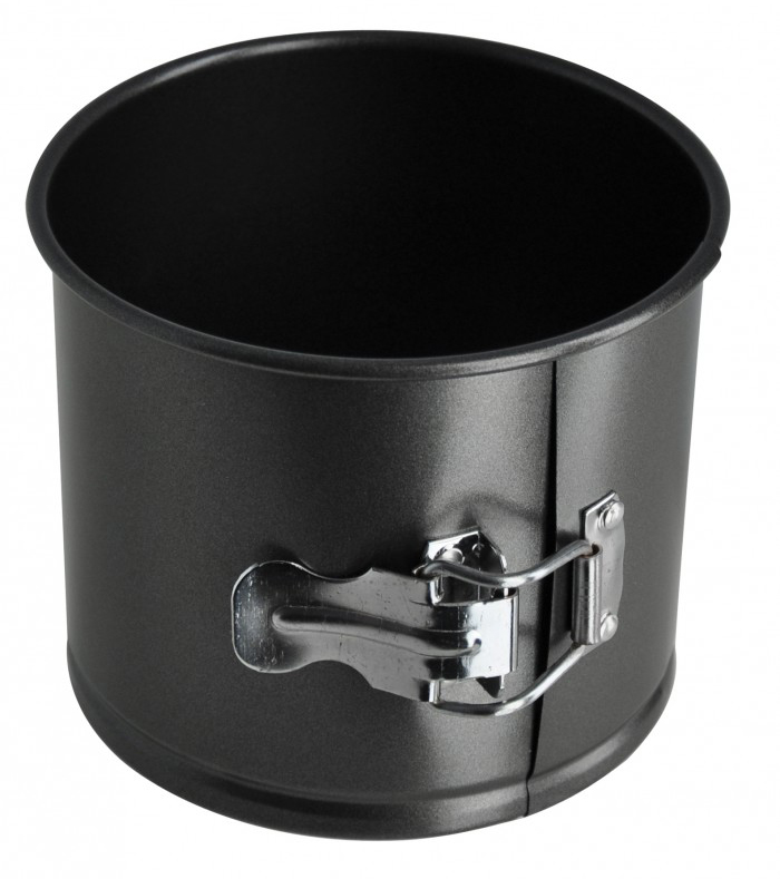 Форма для кекса Regent Inox Easy, круглая, разъемная, 14 х 12 см93-CS-EA-5-11Круглая форма для выпечки кексов Regent Inox Easy выполнена из высококачественной углеродистой стали и снабжена антипригарным керамическим покрытием, что обеспечивает форме прочность и долговечность.Форма равномерно и быстро прогревается, что способствует лучшему пропеканию пищи. Данную форму легко чистить. Готовая выпечка без труда извлекается из формы.Форма подходит для использования в духовке с максимальной температурой 250°С.Перед каждым использованием форму необходимо смазать небольшим количеством масла. Чтобы избежать повреждений антипригарного покрытия, не используйте металлические или острые кухонные принадлежности. Можно мыть в посудомоечной машине. Характеристики:Материал: углеродистая сталь, креамика. Общий размер формы: 14 см х 14 см х 12 см. Размер упаковки: 15 см х 15 см х 13 см. Изготовитель: Италия. Артикул: 93-CS-EA-4-11.