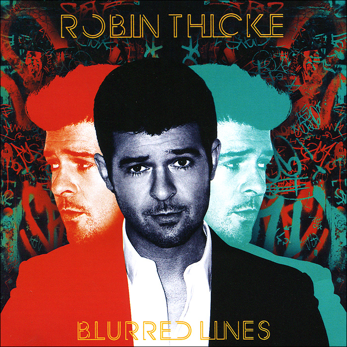 Robin Thicke. Blurred Lines