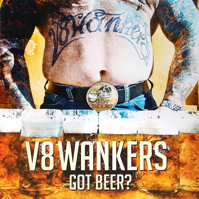 V8 Wankers V8 Wankers. Got Beer? (2 LP) приемник спутникового телевидения skybox v8 s v8 s v8 webtv 2 x usb usb wifi 3g youtube cccamd newcamd biss