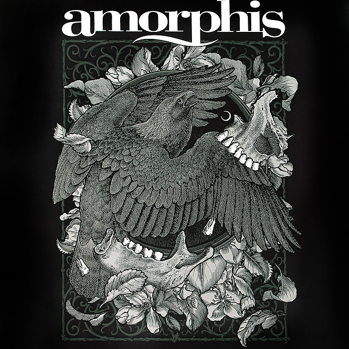 Amorphis Amorphis. Circle (2 LP) amorphis amorphis under the red cloud 2 lp