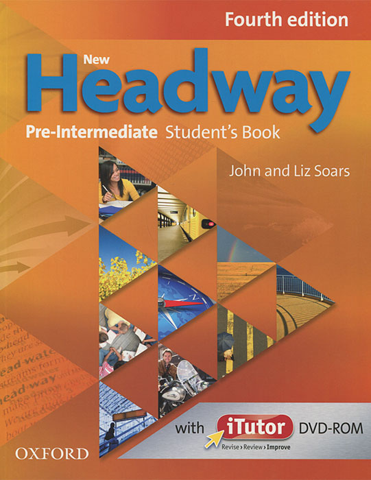 New Headway: Pre-Intermediate: Student's Book (+ DVD-ROM) international express pre intermediate teacher s resource book dvd rom