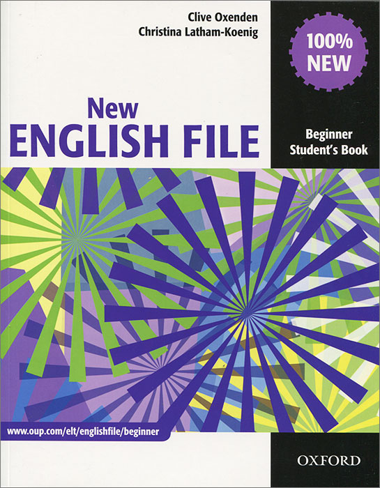 New English File: Beginner Student's Book scripts