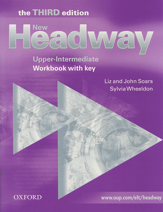 Фото New Headway: Upper-Intermediate Workbook with Key