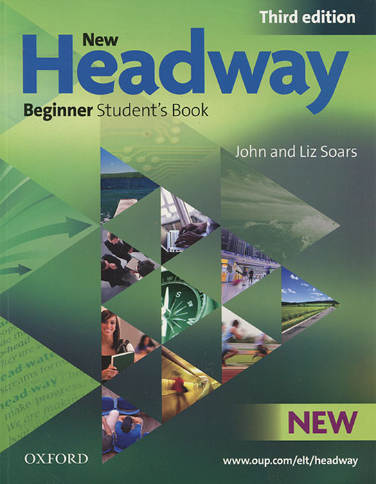 New Headway: Beginner Student's Book new opportunities russian edition beginner