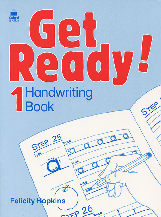 Get Ready! Handwriting Book: Level 1 get set go level 1 pupil s book