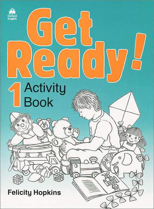 Get Ready! 1: Activity Book get ready for business preparing for work student book 2