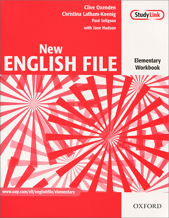New English File: Elementary Workbook (+ CD-ROM) new english file pre intermediate workbook cd rom