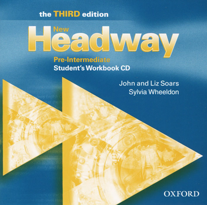 New Headway: Pre-Intermediate: Student's Workbook (аудиокурс CD) counting workbook