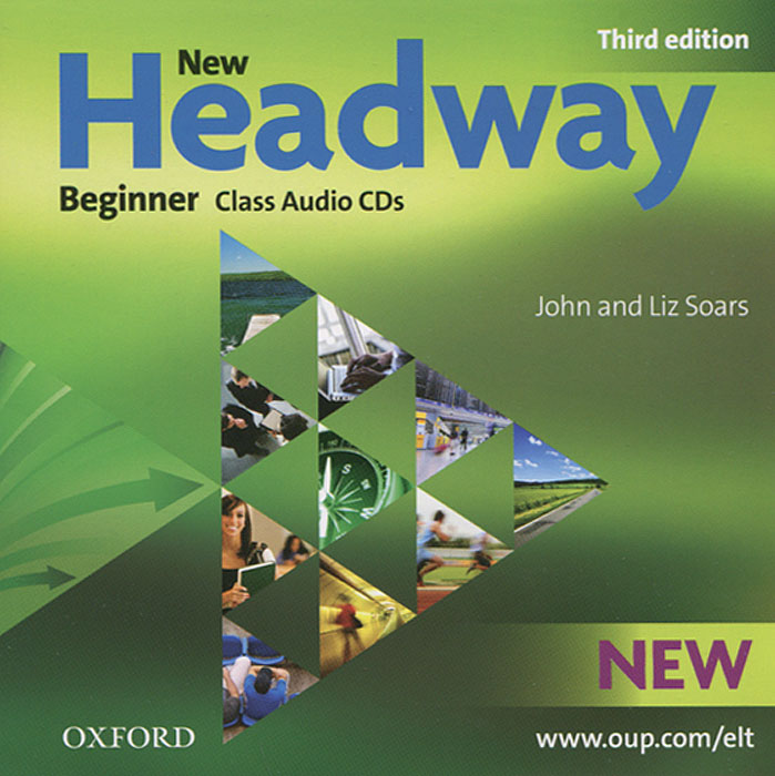 New Headway: Beginner Class Audio CD (аудиокурс CD) soars l new headway upper intermediate class audio cds 4th edition
