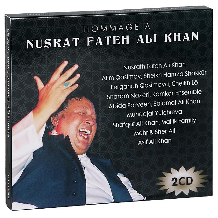 Hommage A Nusrat Fateh Ali Khan (2 CD)