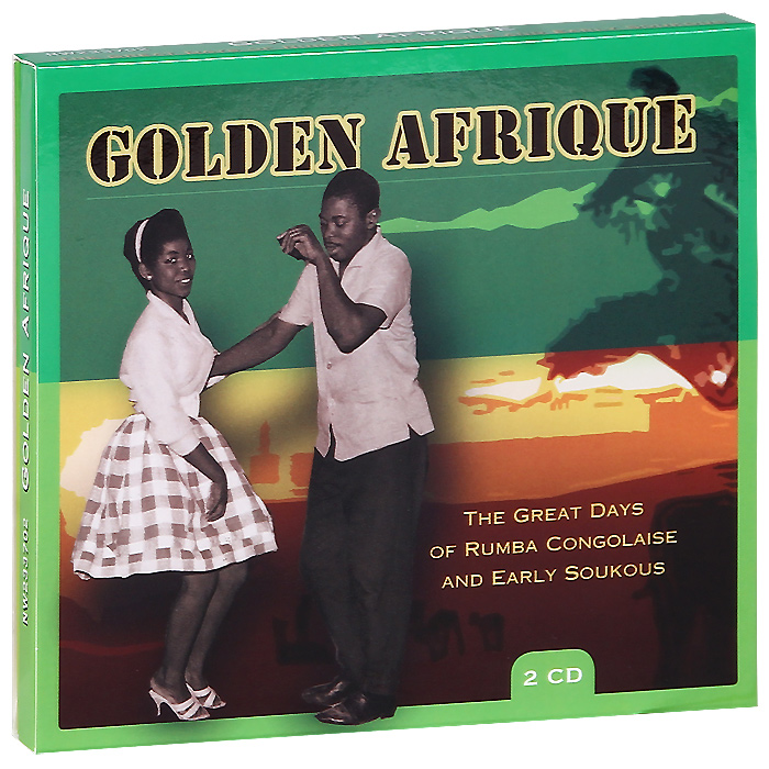Golden Afrique. The Great Days Of Rumba Congolaise And Early Soukous (2 CD)