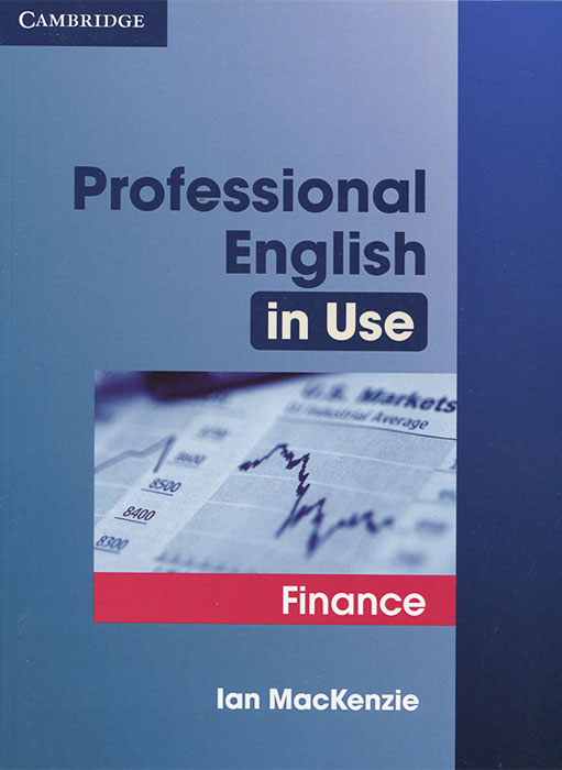 Professional English in Use: Finance professional english in use law