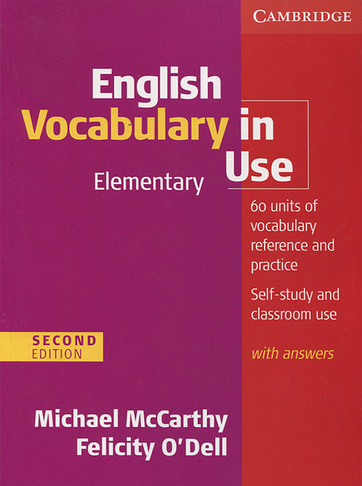 English Vocabulary in Use: Elementary with Answers test your english vocabulary in use elementary