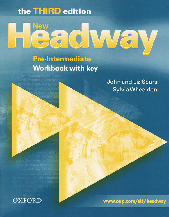 New Headway Pre-Intermediate: Workbook with Key enterprise plus grammar book pre intermediate
