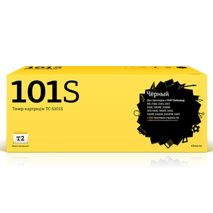T2 TC-S101S картридж (аналог MLT-D101S) для Samsung ML-2160/2165/2168/SCX-3400/3405/3407/SF-760 картридж для мфу netproduct n mlt d109s