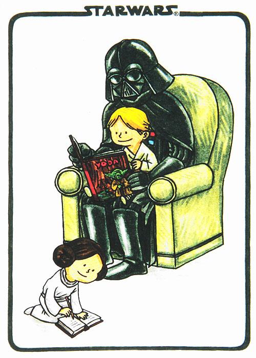 Darth Vader and Son Flexi Journal виниловая пластинка nightwish over the hills and far away