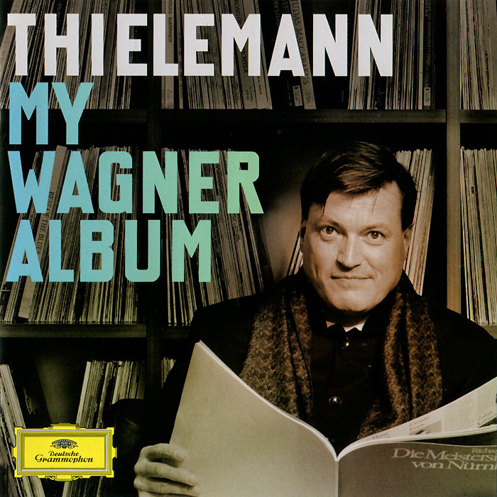 Christian Thielemann. My Wagner Album (2 CD)