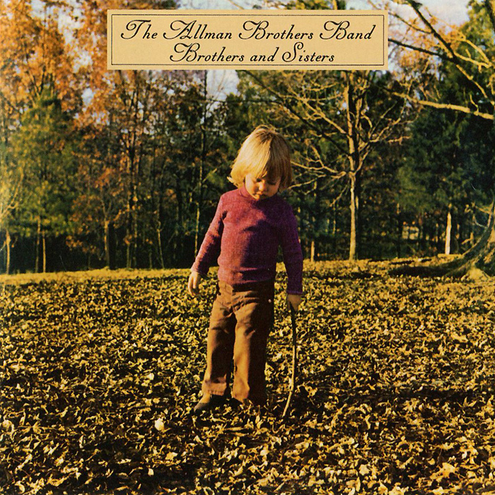 The Allman Brothers Band The Allman Brothers Band. Brothers And Sisters the allman brothers band the allman brothers band brothers and sisters lp