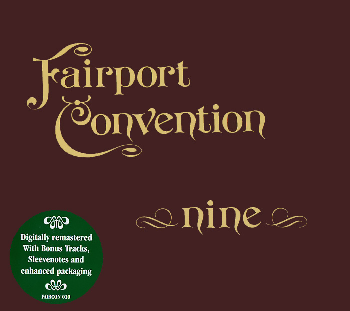 Fairport Convention Fairport Convention. Nine fairport convention fairport convention the history of fairport convention
