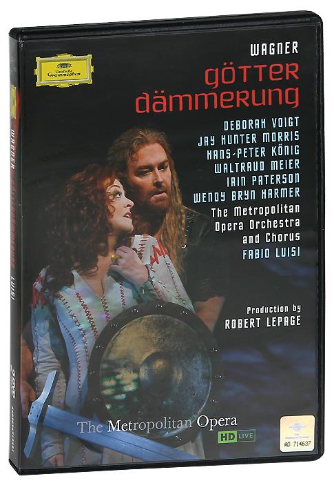 Wagner, Fabio Luisi:  Gotterdammerung (2 DVD) Deutsche Grammophon GmbH
