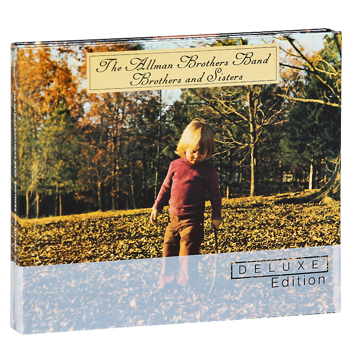 The Allman Brothers Band The Allman Brothers Band. Brothers And Sisters. Deluxe Edition (2 CD) the allman brothers band the allman brothers band brothers and sisters lp