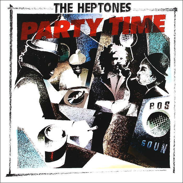 The Heptones. Party Time (LP)