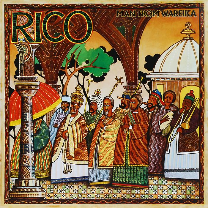 Rico Rico. Man From Wareika (LP) rico rico wareika dub lp