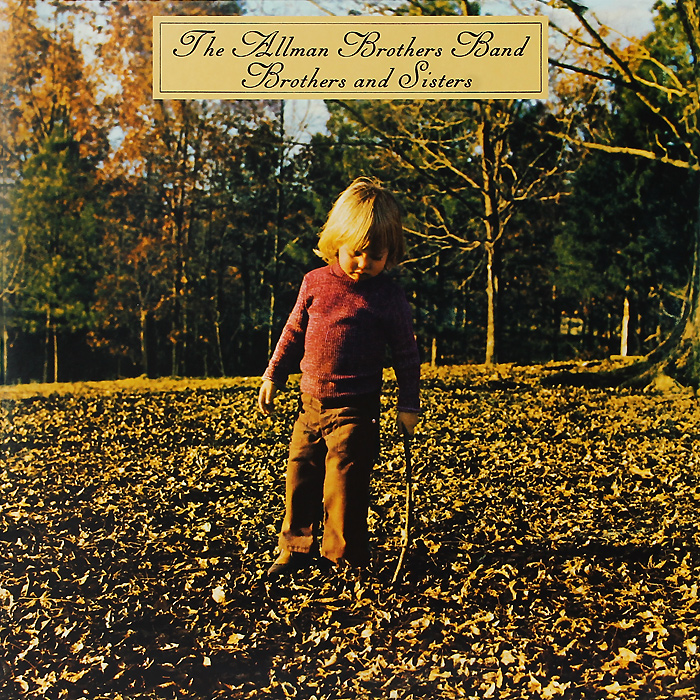 The Allman Brothers Band The Allman Brothers Band. Brothers And Sisters (LP) the allman brothers band the allman brothers band brothers and sisters lp