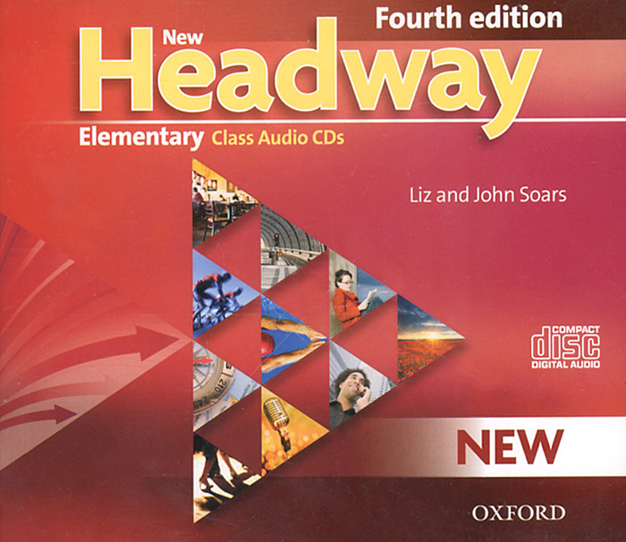 New Headway: Elementary (аудиокурс на 3 CD) soars l new headway upper intermediate class audio cds 4th edition