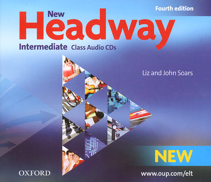 New Headway: Intermediate (аудиокурс на 3 CD) soars l new headway intermediate teachers book cd rom fourth edition
