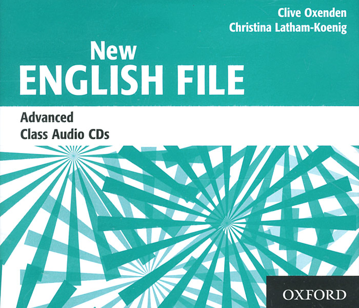 New English File: Advanced: Class Audio CDs (аудиокурс на 3 CD) cosmic level b1 class cds аудиокурс на 2 cd