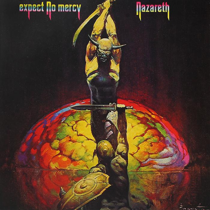 Nazareth Nazareth. Expect No Mercy (LP) nazareth nazareth no mean city