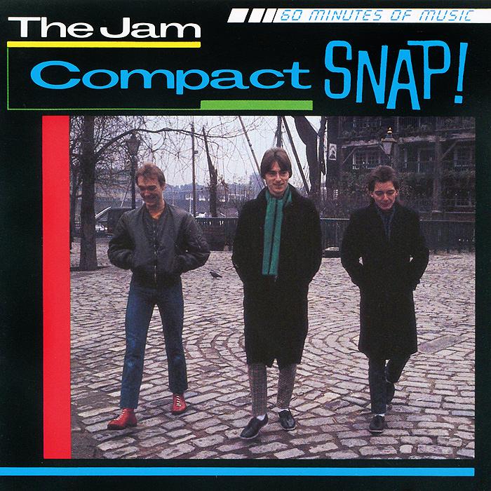 The Jam The Jam. Compact Snap the jam the jam sound affects lp