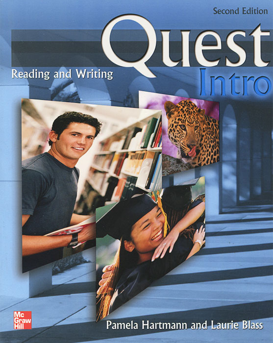 Quest Intro: Reading and Writing gre verbal and writing chinese edition