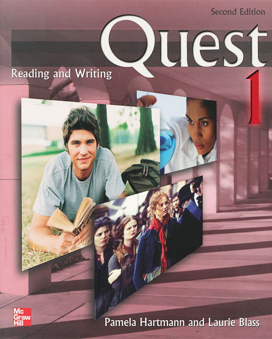 Quest 1: Reading and Writing gre verbal and writing chinese edition