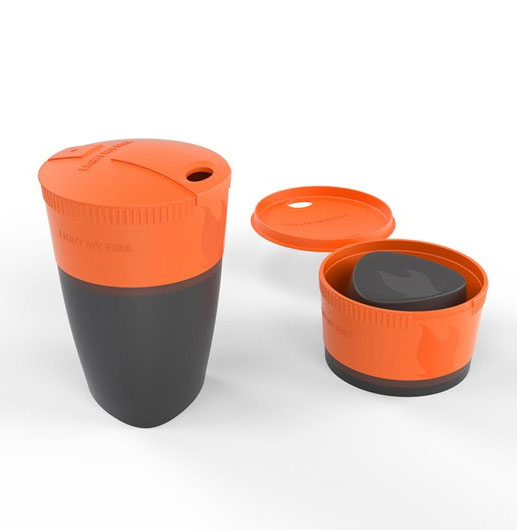 Складной стакан Light My Fire Pack-up-Cup 260 мл, цвет: оранжевый42393610Складная кружка Pack-up-Cup. Кружка отлично подходит для использования как в походе, так и в офисе. Компактно складывается для более удобной переноски, в рабочем состоянии может вмещать до 260 мл жидкости. При необходимости кружку легко можно поместить в MealKit или в LunchKit.