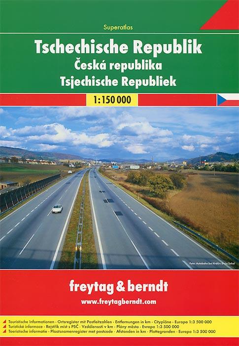 Tschechische Republik: Superatlas