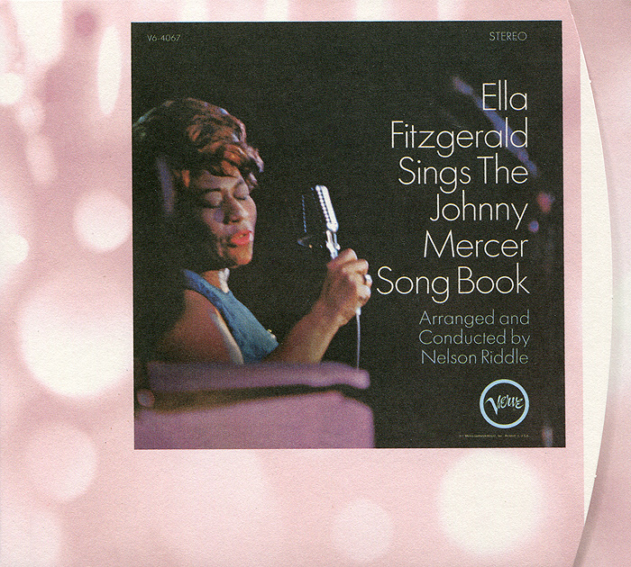 Ella Fitzgerald. Sings The Johnny Mercer Songbook