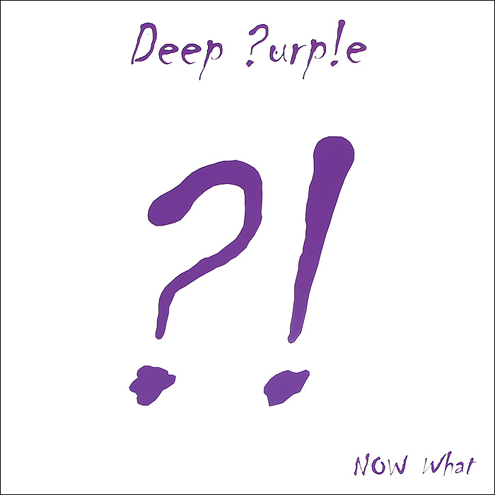 """Deep Purple"" Deep Purple. NOW What ?! (2 LP)"
