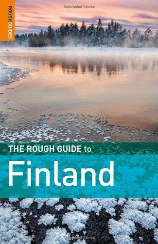 The Rough Guide to Finland the rough guide to conspiracy theories