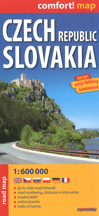 Aneta Rupniewska Czech Republic: Slovakia: Road Map czech and slovak republics