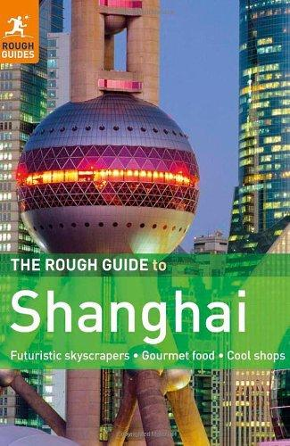 The Rough Guide to Shanghai the rough guide to conspiracy theories