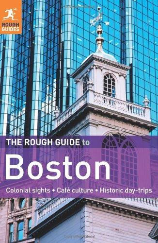 The Rough Guide to Boston the rough guide to conspiracy theories