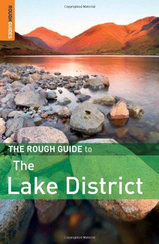 The Rough Guide to the Lake District chiaro бриз 1 464011208