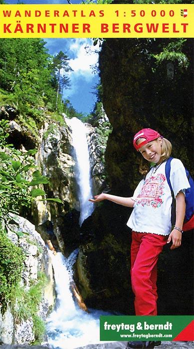 Karntner Bergwelt Wanderatlas