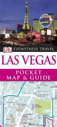 DK Eyewitness Pocket Map and Guide: Las Vegas