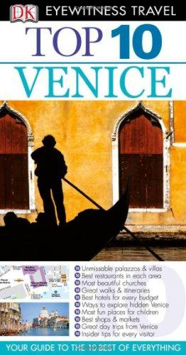 все цены на  DK Eyewitness Top 10 Travel Guide: Venice  в интернете
